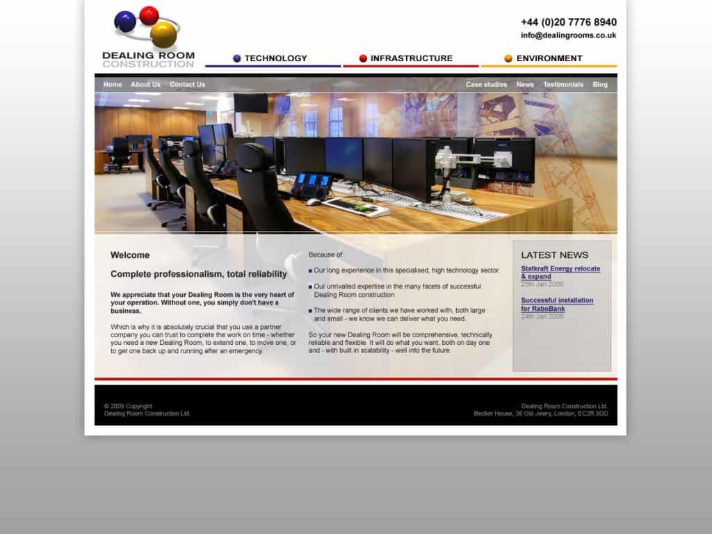 DRC Website v3