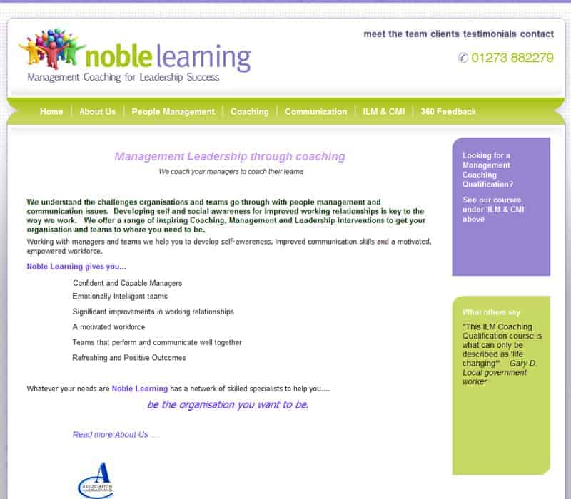 noble-learning