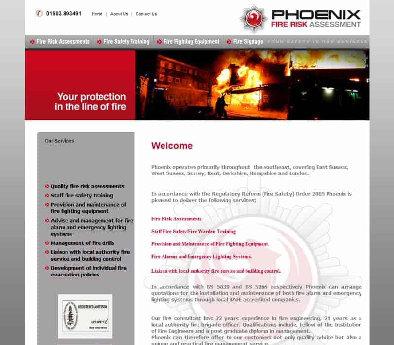 phoenix-fire-risk-assessment